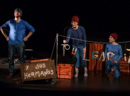 PULGARCITO Y SUS HERMANOS
