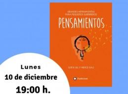 PRESENTACIÓN DEL LIBRO PENSAMIENTOS