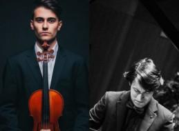 ALVARO ROS (viola) & JUAN BAHONA (piano)