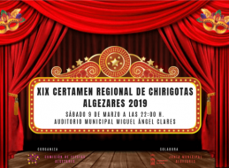 XIX CERTAMEN DE CHIRIGOTAS