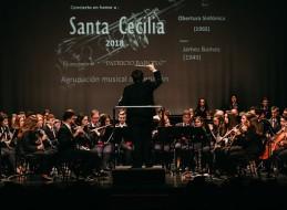 CONCIERTO SANTA CECILIA. BANDA TITULAR