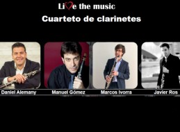 LIVE THE CLARINET