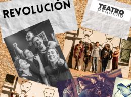 """""""REVOLUCI�N"""", DE TEATRO PEQUE�O"""