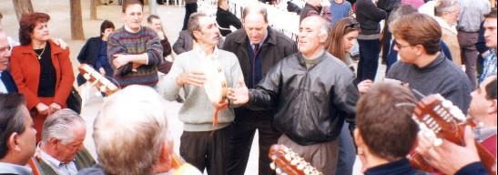 LA ALBATALIA, 25 AÑOS DE CUADRILLAS