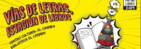 VÍA DE LETRAS , ESTACIÓN DE LIBROS 2019