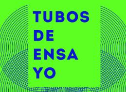 <p>CONVOCATORIA TUBOS DE ENSAYO</p>