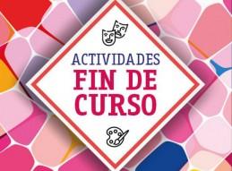 FIN DE CURSO EN EL CENTRO CULTURAL DE LOS GARRES