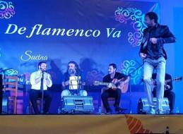 """PRESENTACION DEL CARTEL DEL XI FESTIVAL DE JOVENES FLAMENCOS """" DE FLAMENCO VA"""""""