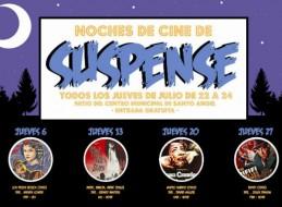 CINE DE SUSPENSE EN EL CENTRO MUNICIPAL DE SANTO ÁNGEL