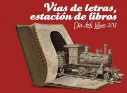 VÍA DE LETRAS, ESTACIÓN DE LIBROS 2018