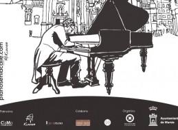INSCRIPCIONES PARA PIANOS EN LA CALLE 2018