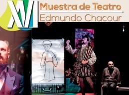 XVI MUESTRA DE TEATRO EDMUNDO CHACOUR