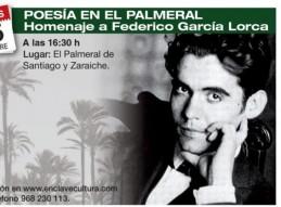 POESÍA EN EL PALMERAL DE SANTIAGO Y ZARAICHE