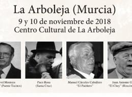 III JORNADAS SOBRE EL TROVO EN LA ARBOLEJA