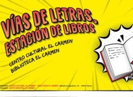 VÍA DE LETRAS ESTACIÓN DE LIBROS 2019
