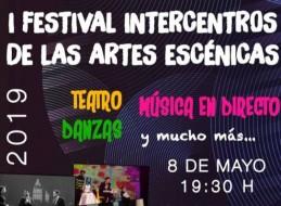 I FESTIVAL INTERCENTROS PARA LAS ARTES ESCÉNICAS