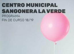 ACTIVIDADES DE FIN DE CURSO EN EL CENTRO CULTURAL DE SANGONERA LA VERDE