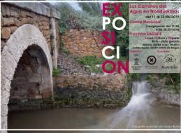 RUTA GUIADA LOS CAMINOS DEL AGUA DE NONDUERMAS Y EXPOSICIÓN DE FOTOGRAFÍA