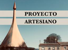 EXPOSICIÓN DEL PROYECTO ARTESIANO EN LA FACULTAD DE BELLAS ARTES