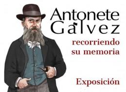 EXPOSICIÓN ANTONETE GALVEZ, RECORRIENDO SU MEMORIA