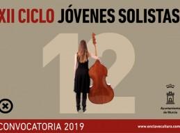 INFORMACIÓN SOBRE SOLICITUDES PARA PARTICIPAR EN EL XII CICLO DE JÓVENES SOLISTAS