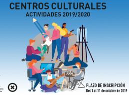 NUEVA OFERTA DE CURSOS Y TALLERES 2019/2020