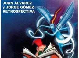 RETROSPECTIVA. EXPOSICIÓN DE JUAN ÁLVAREZ Y JORGE GÓMEZ