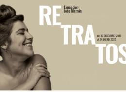 EXPOSICIÓN RETRATOS DE JOSÉ FILEMÓN