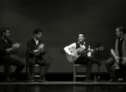 FINAL DEL CONCURSO DE CANTE FLAMENCO