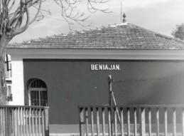 NUEVA PROGRAMACIÓN EN LA ESTACIÓN DE BENIAJÁN