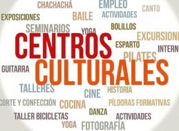 NUEVA OFERTA DE TALLERES EN CENTROS CULTURALES