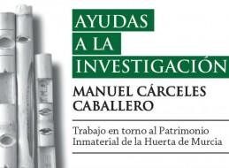 AYUDAS A LA INVESTIGACIÓN MANUEL CÁRCELES CABALLERO