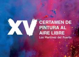 XV CERTAMEN DE PINTURA AL AIRE LIBRE