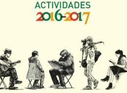 CURSOS Y TALLERES PARA EL CURSO 2016-2017 EN LOS CENTROS CULTURALES