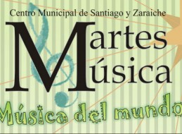 LOS MARTES MÚSICAS DEL MUNDO II
