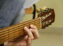 Guitarra clásica. Continuación