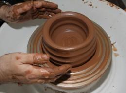 Modelaje en barro y cerámica
