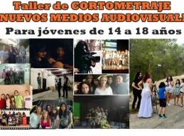 Taller de cortometrajes y nuevos medios audiovisuales