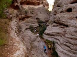 Ruta senderista Río Chícamo-Macisvenda (Abanilla)