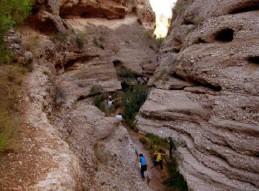 Ruta senderista Río Chícamo