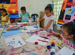 Pintura Infantil Iniciación