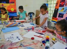 Pintura Infantil Perfeccionamiento